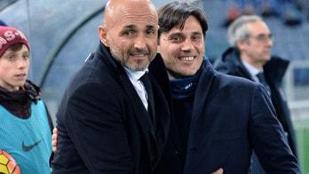 Serie A, Inter-Milan: Spalletti batte Montella in quota