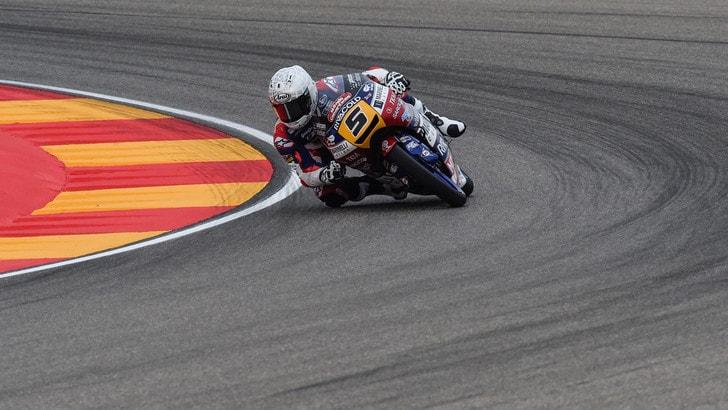 Moto3 Giappone: vittoria Fenati, triplete italiano