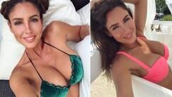 Lucia Javorcekova, Miss Escile continua a far impazzire i fan