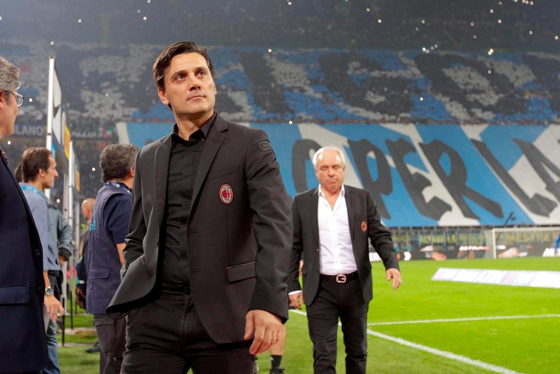 Europa League, Montella rammenda il Milan: «Cerco l'abito giusto»