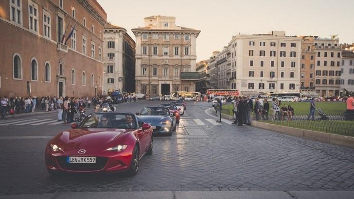 Mazda è ancora sponsor della Festa del Cinema di Roma