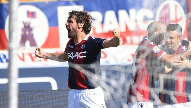 Serie A Bologna, per Poli e Maietta differenziato