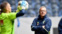 Mondiali 2018, Andersson: «Ventura? Non lo conosco»