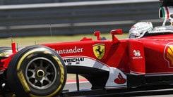F1, Ferrari: «Il circuito di Austin ha una sua armonia»