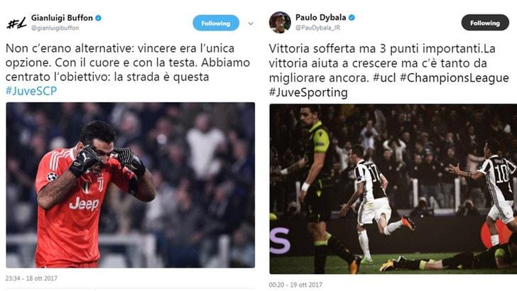 Riscatto Juventus «con il cuore e con la testa»: «Vincere aiuta a vincere»