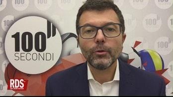 I 100 secondi Guido Vaciago: «Juve, Roma, Napoli: il calcio italiano è messo così male?»