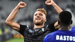 Lazio, Immobile: «Momento d'oro? Il merito è di Higuain»