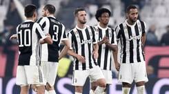 Juventus, missione Champions: battere lo Sporting e… forza Barcellona