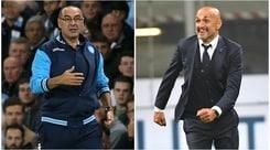 Napoli-Inter è questione di spina dorsale