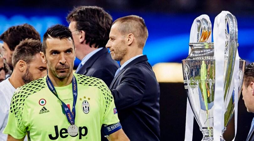 Champions League, Juventus e Napoli nella top 10 dei ricavi: le cifre