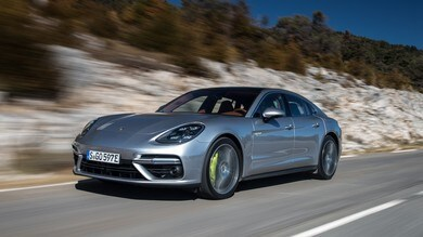 Porsche Panamera Sport Turismo, i SUV possono attendere