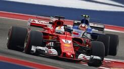 F1 Usa, Vettel: «Tutto secondo i piani»