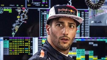 F1, Ricciardo: «Oggi non parlo del mio futuro»