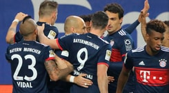 Bundesliga, Bayern Monaco torna primo: vince ad Amburgo 1-0