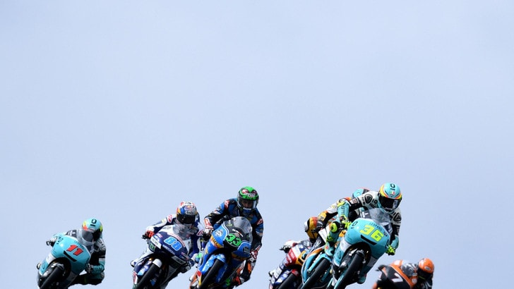 Moto3 Australia, Mir: vince gara e campionato