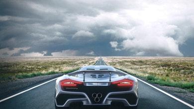 Hennessey Venom F5, più veloce della Bugatti Chiron