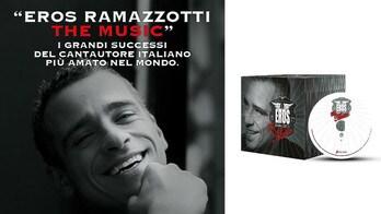 """Eros Ramazzotti The Music"", in edicola la seconda uscita ""9"""