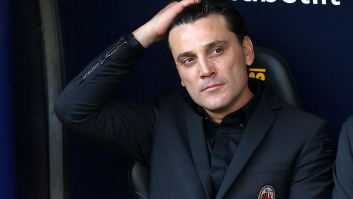 Serie A, Montella: i bookmaker prevedono l'esonero