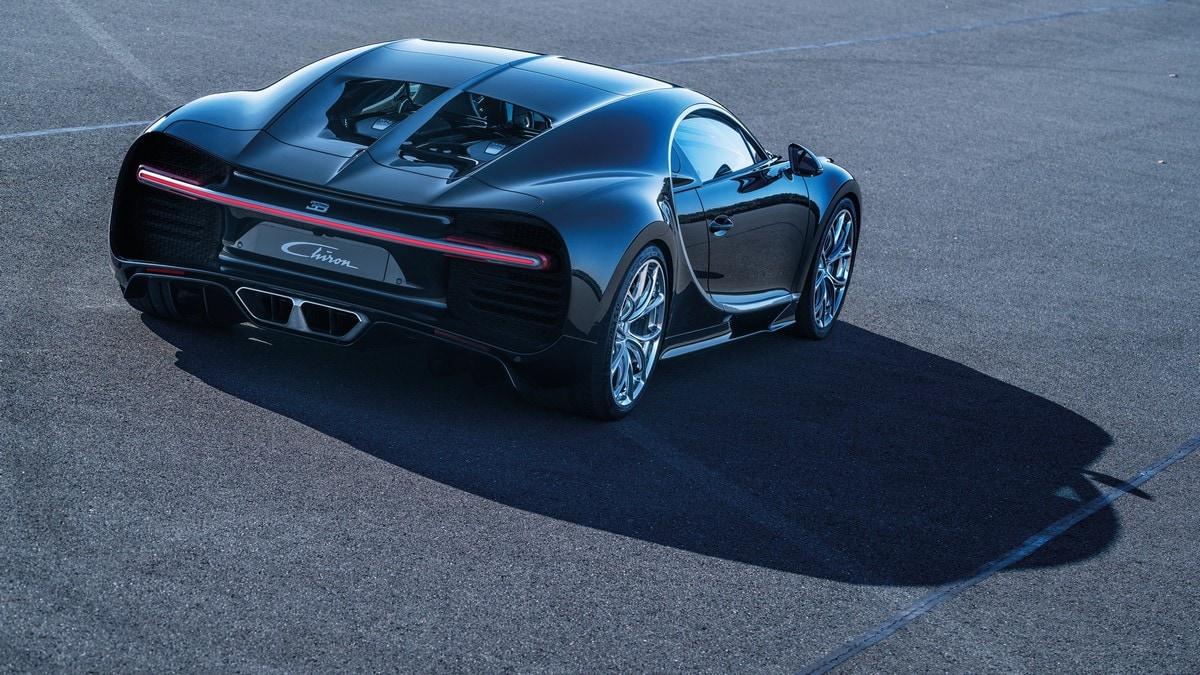 Le 10 auto più veloci del mondo