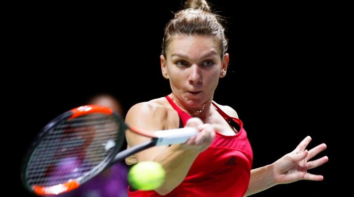 Wta Finals, successi per Halep e Wozniacki