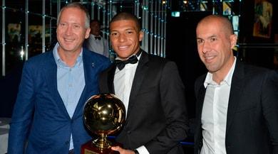 Golden Boy 2017, Mbappé riceve il premio
