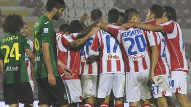 Serie C, Trapani-Catanzaro 3-3. Vicenza, non basta Comi