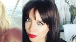 Prima e dopo: Wanda Nara cambia look
