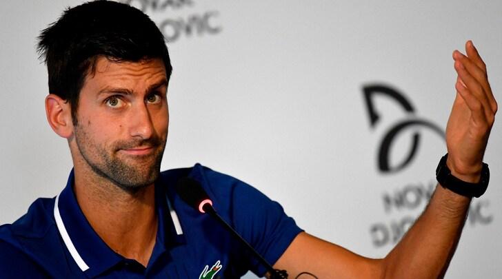 Il ritorno di Djokovic ad Abu Dhabi a fine anno