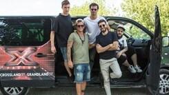 Opel a X-Factor con la Gamma X