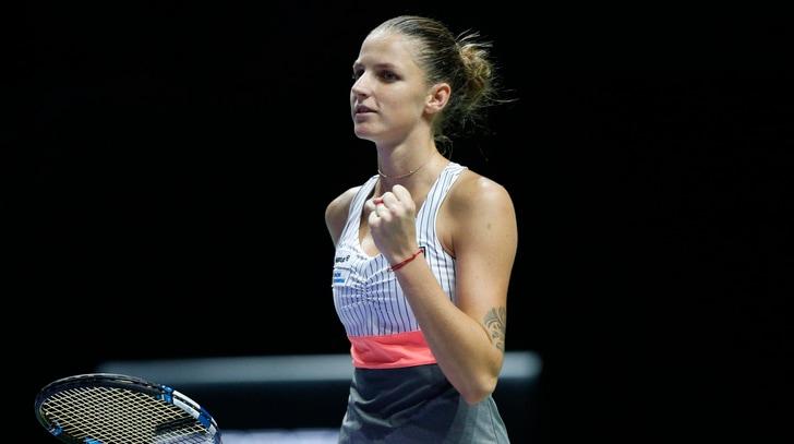 Wta Finals,Pliskova in semifinale. Ostapenko eliminata da Venus Williams