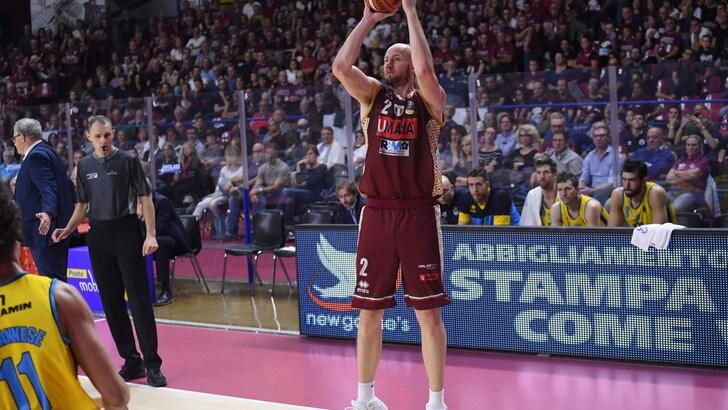 Champions FIBA, Venezia torna al successo: battuto il Rosa Radom