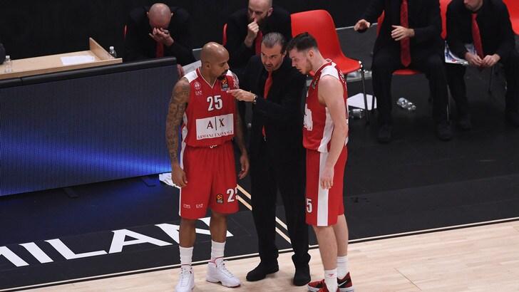 Basket, Eurolega: Milano a 1,77 contro Barcellona