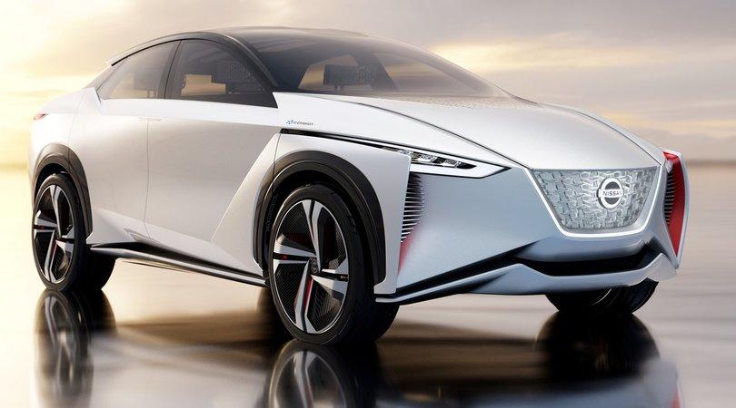 Nissan IMx concept, un salotto giapponese elettrico e a guida autonoma