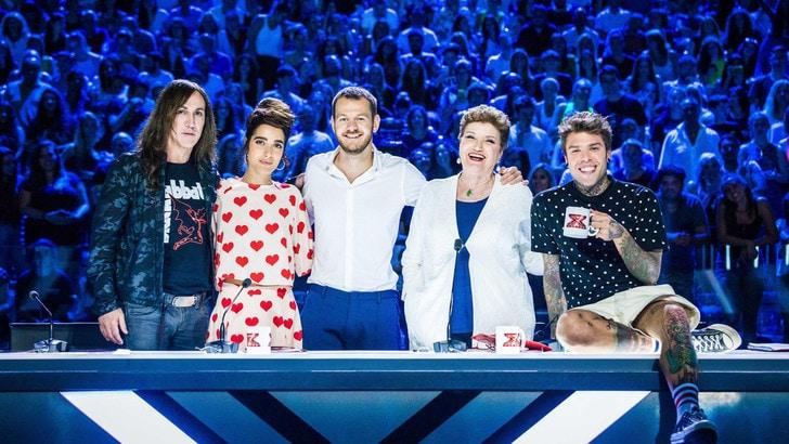 X Factor, Maneskin ancora favoriti