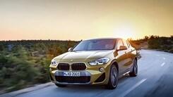BMW X2, la crossover bavarese che non c'era