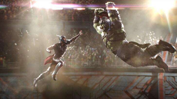 Torna in sala il dio del tuono, Thor: Ragnarok