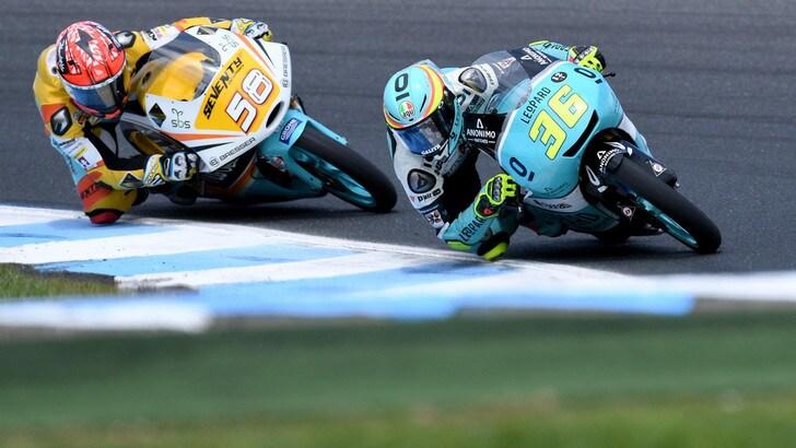 Moto3 Malesia: vince Mir, Bastianini terzo