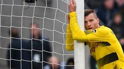 Bundesliga, crisi Dortmund: 4-2 ad Hannover