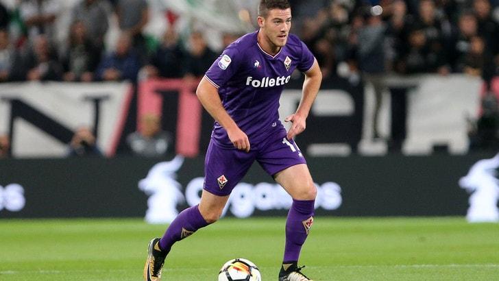 Serie A Fiorentina, Veretout minaccia un raccattapalle del Crotone
