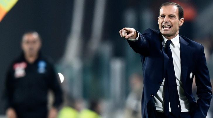 Allegri: «Juventus-Napoli decisiva? Sì, ma per loro...»