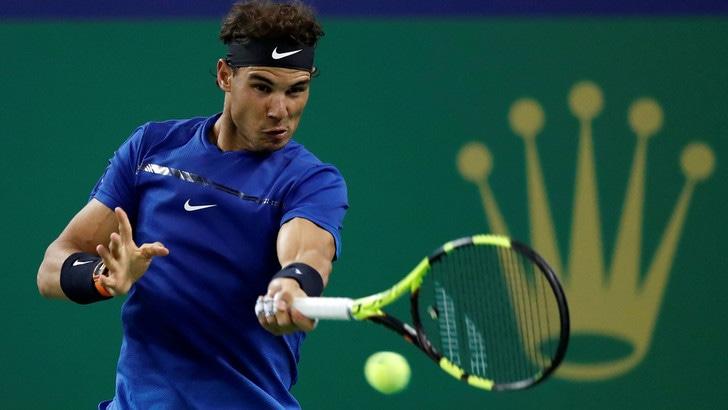 Tennis, Atp: Nadal ancora primo, davanti a Federer. Fognini 27°