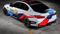 Bmw M5 MotoGP, la safety car per il 2018