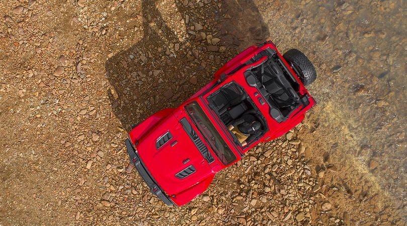 Jeep Wrangler, pronta al debutto la nuova generazione