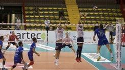 Volley: A2 Maschile, Girone Bianco: Roma va in fuga