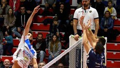 Volley: A2 Maschile, Girone Blu: Tuscania passa a Brescia, Spoleto ko