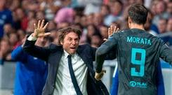 Chelsea, Morata esalta Conte: «Per la prima volta mi sento il numero uno»