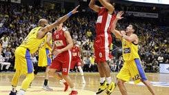 Eurolega, Maccabi straripante: Milano cade a Tel Aviv