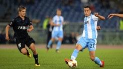 Europa League, Lazio-Nizza 1-0: il tabellino