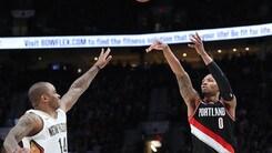 Lillard gela i Lakers, Thompson sbanca San Antonio