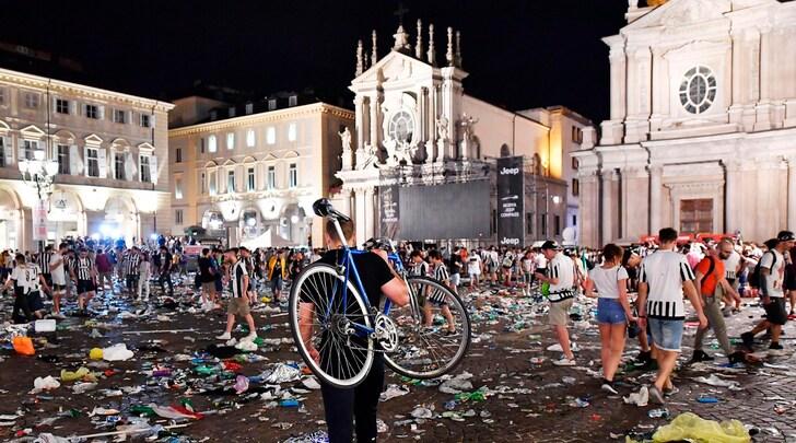 Piazza San Carlo, in arrivo avvisi di garanzia per la tragica notte di Champions a Torino